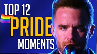 12 Most Memorable PRIDE ‍ Moments and Auditions on Talent Shows!