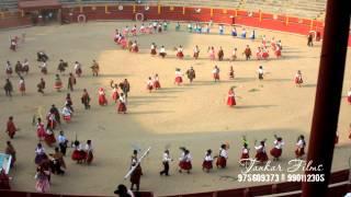Resumen  del Carnavales  de Vilcashuaman   Acho 2014