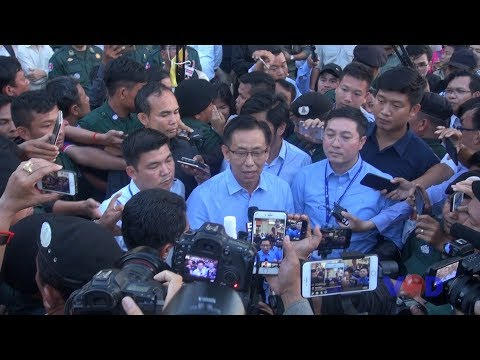 Supreme Court Decided To Dissolve CNRP Due To Colorful Revolution