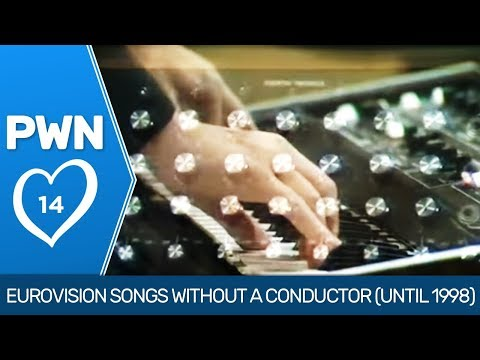 PWN #14: Eurovision songs without a conductor (until 1998)