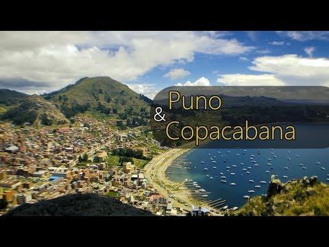 Puno Peru & Copacabana Bolivia   Backpacking Travel