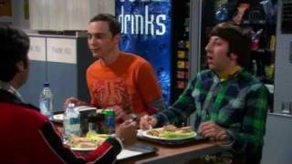 The Big Bang Theory 4x06 - Accusations And Apologies
