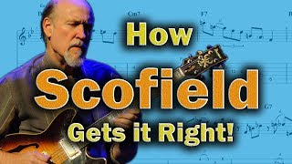 John Scofield On A Blues - This Is Why He Is Great
