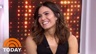"""Actress and singer mandy moore chats with hoda jenna about releasing """"silver landings,"""" her first new album in 11 years. she also discusses work on n..."""