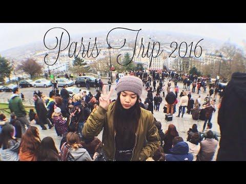 Paris Travel Diary 2016