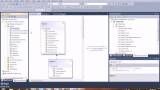 Demo sobre la implementacion de la Capa de Datos usando LINQ TO SQL.