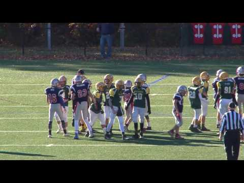 GYFL Playoffs: Senior Generals vs. Crushers Nov. 13, 2016