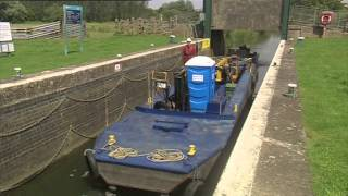 Maintaining Canal Lock Gates on River Nene from Peterborough to Northampton - Drake Towage