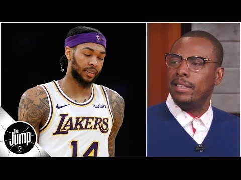 Without LeBron, Lakers hit new low with loss vs. Cavs | The Jump