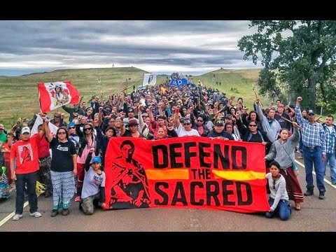 Dakota Access Pipeline - Native Americans Protest DAPL - What is the story? Why the media blackout?