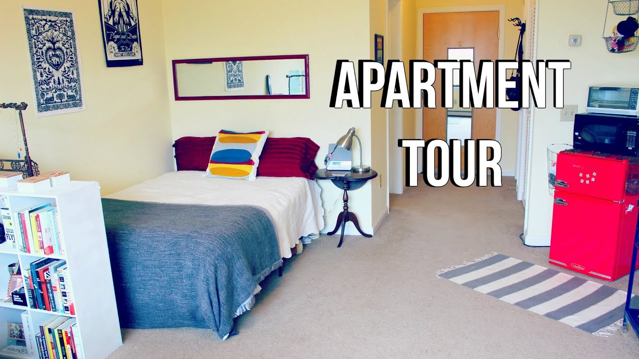 5 TIPS LIVING IN A STUDIO APARTMENT