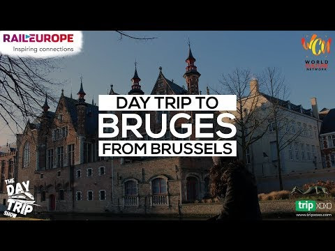 Day Trip To Bruges, Belgium | Travel Vlog | World Culture Network