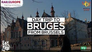 Day Trip To Bruges, Belgium | Travel Vlog | World Culture Network