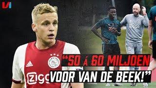 'Niet Gek Dat Real Madrid Weer Bij Ajax Komt Voor Donny Van De Beek'