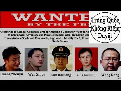 Mỹ Truy Nã Hacker Trung Quốc | Trung Quốc Không Kiểm Duyệt