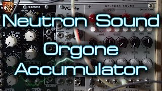 Neutron Sound - Orgone Accumulator