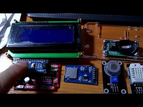 мои первые шаги - домашняя метеостанция Arduino