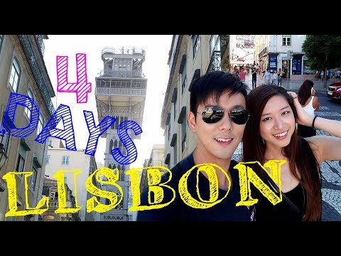 4天玩盡里斯本   How to get the most out of your Lisbon trip - Day 1 [VLOG]