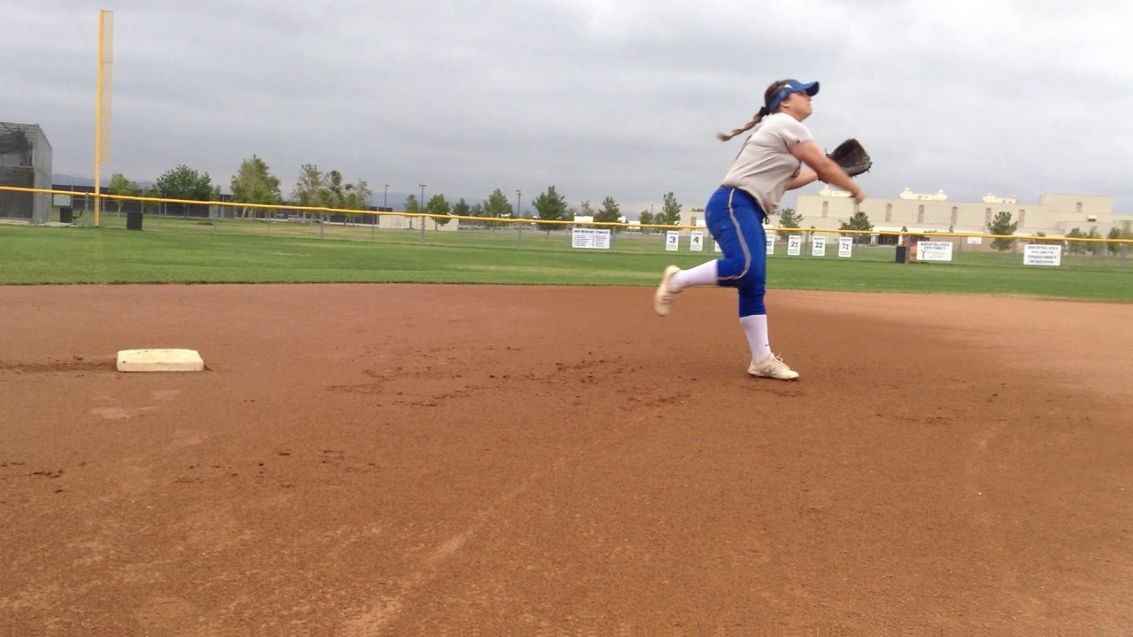Lauryn Bos's Softball Recruiting Profile