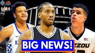 NY Knicks News 🔥  Knicks Rumors  Knicks Draft News   Live Stream Replay 6.16.18