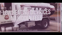 Current Oil Prices For Home Heating Oil in PA!