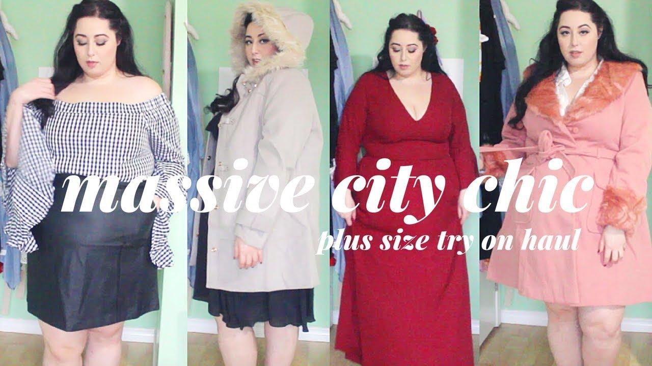 e8bc1e41748 Plus Size Try on Haul | City Chic Haul 2017