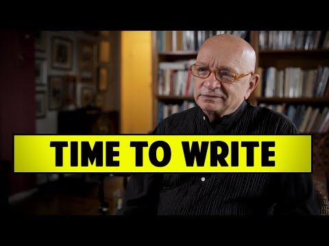 A Writer's Time: Making The Time To Write - Dr. Ken Atchity [FULL INTERVIEW]