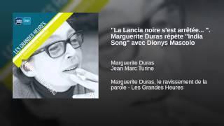 """""""La Lancia noire s"""