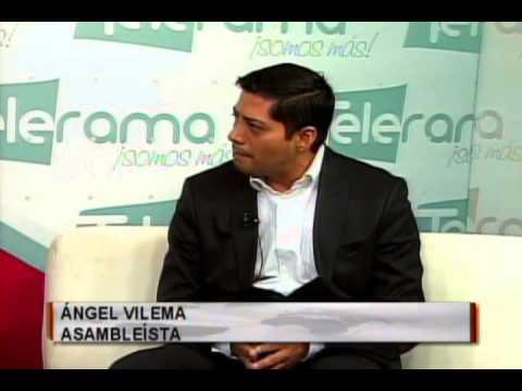 Ángel Vilema