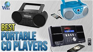 8 Best Portable CD Players 2018