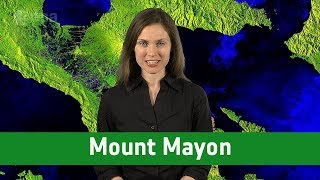 Earth from Space: Mount Mayon