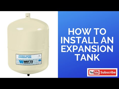 How to Install An Expansion Tank