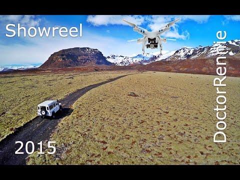 DoctorRennie Epic Drone Showreel 2015 (4K) - Hawaii, Iceland, Hungary, Washington State