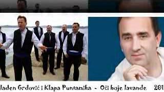 Mladen Grdović i klapa Puntamika - Oči boje lavande 2012