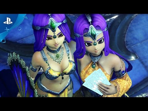 Dragon Quest Heroes II - Meet the Heroes, Part V: Meena & Maya | PS4