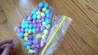What I got for Easter from my aunt 2012!!!:D(part2)