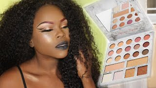 The Carli Bybel BH Cosmetics Palette REVIEW