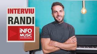 Interviu cu Randi despre Morandi, dragoste, muzica si multe altele InfoMusic 2018