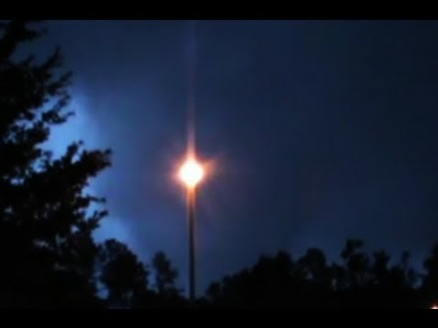 SCARY video of a massive tornado from Hurricane Isaac - Ocean Springs, Mississippi
