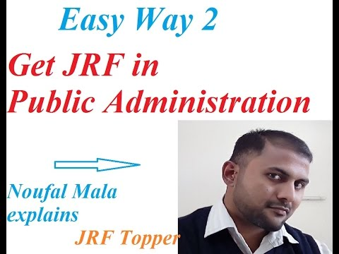 How to Prepare for NET Exam in Public Administration- Interview with Noufal Mala