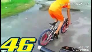 Basikal Lajak Fly Superman Sprint