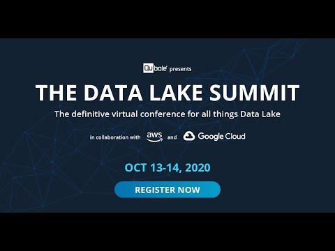 The Data Lake Summit Launch | Qubole
