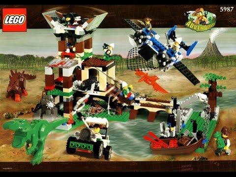Pogadanka Dinozaury W Lego Youtube