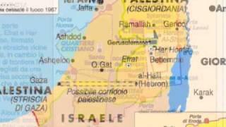 Israele-palestina: il piano di ginevra