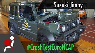Suzuki Jimny - 2018 - Crash Test Euro NCAP
