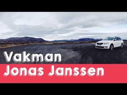 Jonas Janssen, een babbel met een vakman