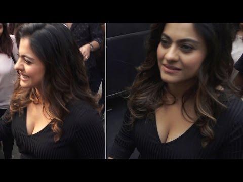 Kajol looks hot for her Shoot | Uncensored Video thumbnail