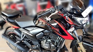 2018 TVS Apache RTR 200 4V | Race Edition 2.0 | with Slipper Clutch & ABS | Walkaround