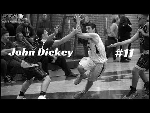 John Dickey Highlights - 2017 Sophomore Year