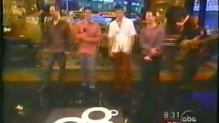 98 Degrees Good Morning America *Una Noche*